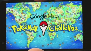 I pesci di aprile di Google: i Pokemon su Google Maps, Gmail Shelfie e Magic Hand