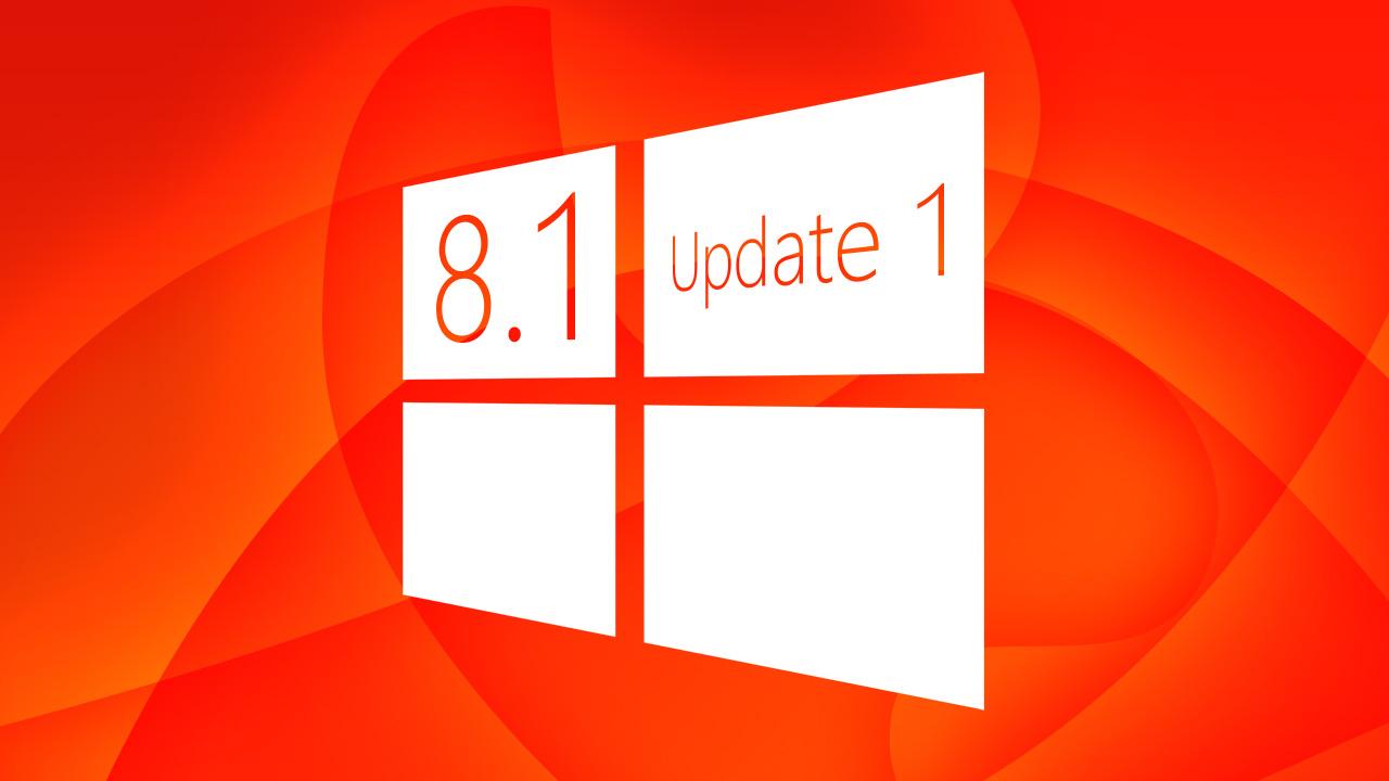 Windows 8.1 Update 1 già disponibile per il download gratuito