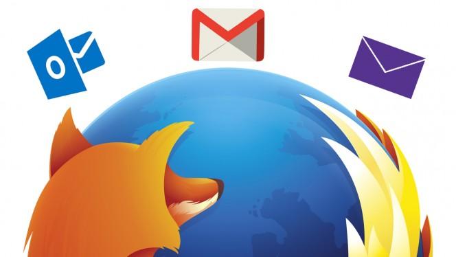 Addio Outlook! Apri i link email con la tua casella di posta su Firefox