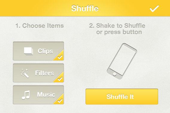 MONTAJ - Shuffle