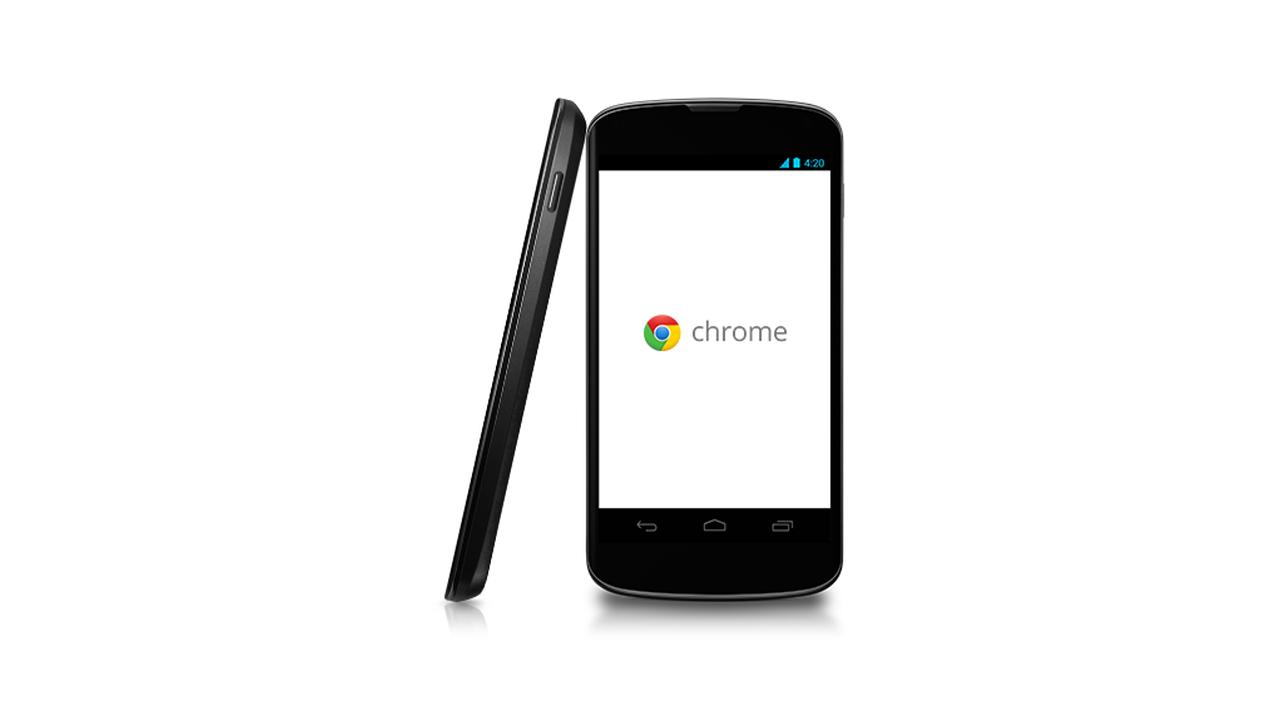 Arriva chrome 35 per android multi finestra e possibilit - Er finestra android ...