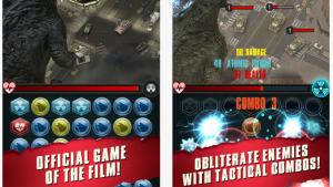 Godzilla – Smash3: il puzzle game ufficiale del nuovo film per iOS e Android