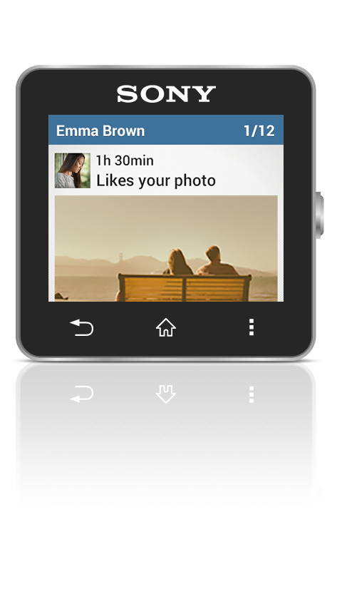 È l'ora delle foto. Sony lancia Instagram per lo smartwatch