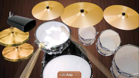 ratatap-drums