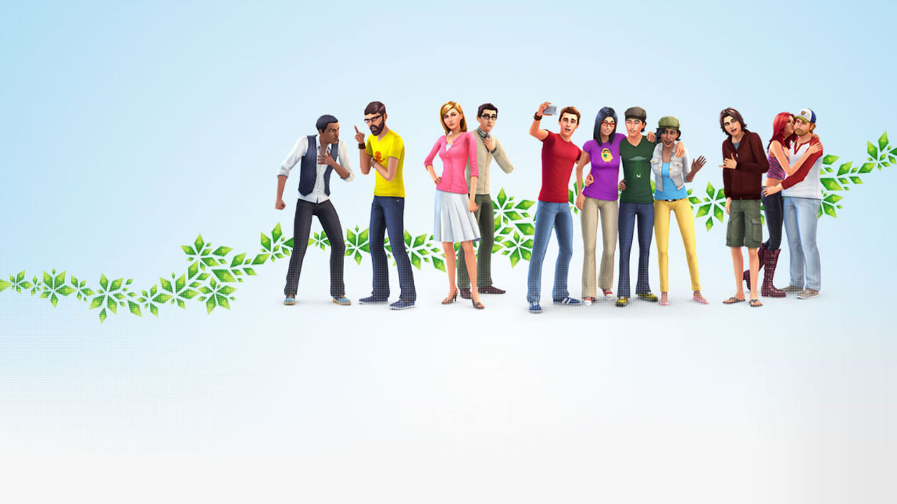 The Sims 4: i disegnatori del gioco trasformati in Sim!