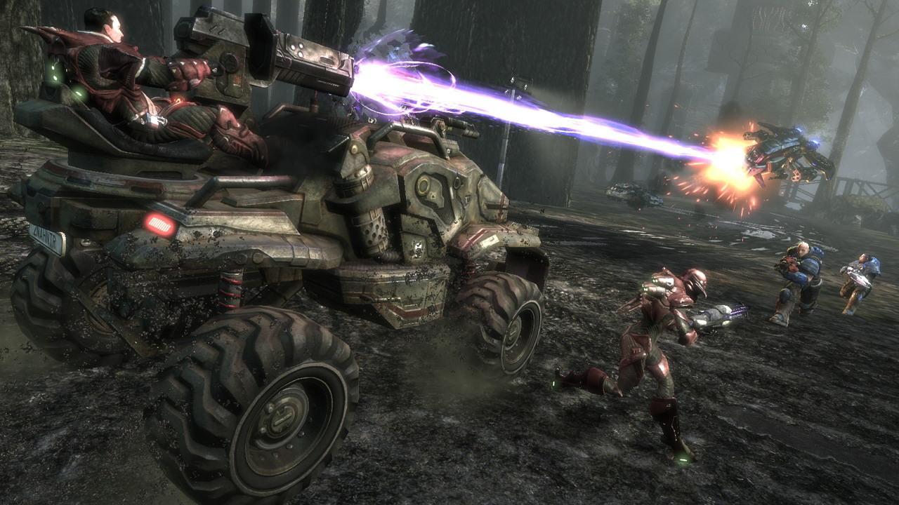 Unreal Tournament disponibile per il download in pre-Alpha. Video gameplay