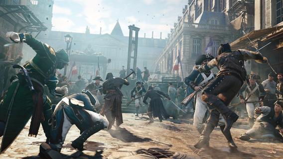 Lutas serão intensas durante a revolução francesa