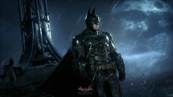 Definição gráfica impressiona em Batman Arkham Knight