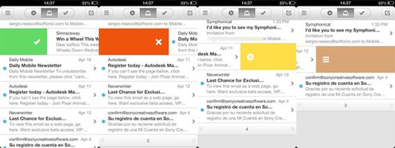 Mailbox organiza emails como se fossem tarefas