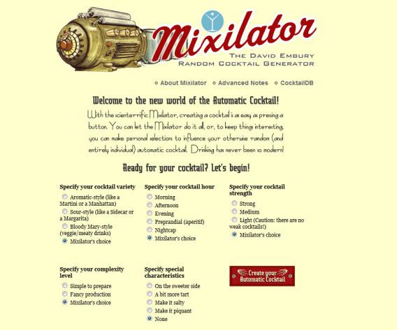 Mixilator