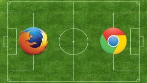 Chrome e Firefox: due modi diversi di raccontare i mondiali