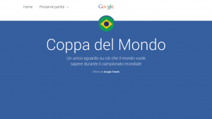 Seguire i Mondiali dal cellulare o dal computer è facile, con Google!