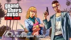I'm Not a Hipster, l'update gratuito per GTA 5 Online, rilasciato oggi