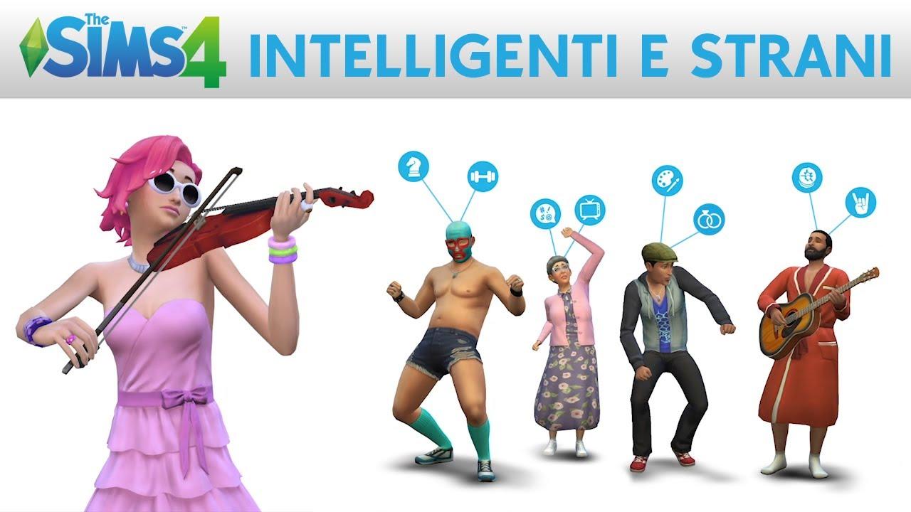 The Sims 4: più intelligenti e più strani. Nuovo trailer di gameplay