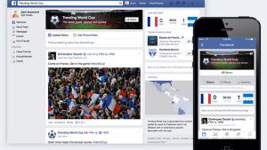 A colpi di hashtag, le partite del Mondiale si seguono su Facebook e Twitter