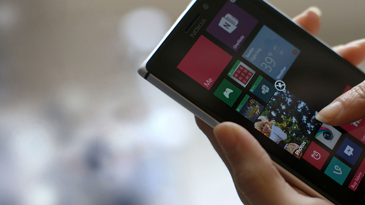 Windows Phone 8.1 disponibile per i telefoni Nokia