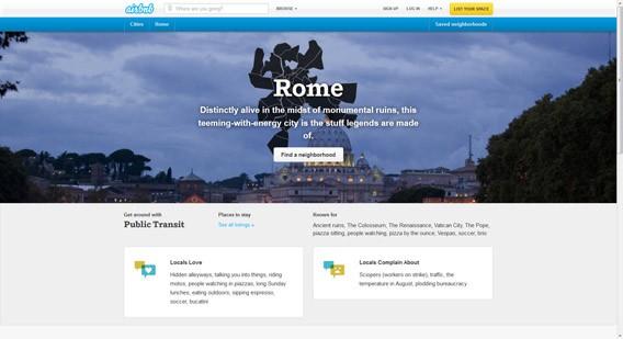 Airbnb é uma saída para aumentar a renda