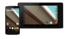 Android L: YouTube, Maps e Gmail. 21 immagini del futuro Android