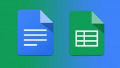 Google aggiorna le app Documenti e Fogli. Supporto nativo a Office