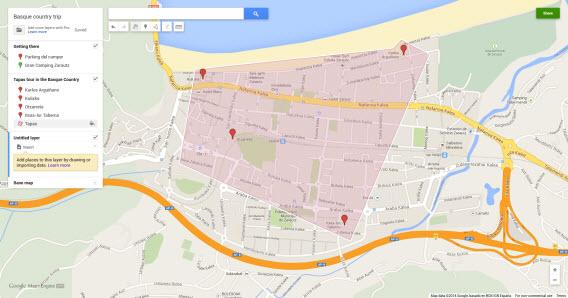 Drawing Lines Google Maps : Veja como organizar viagens usando a versão personalizada