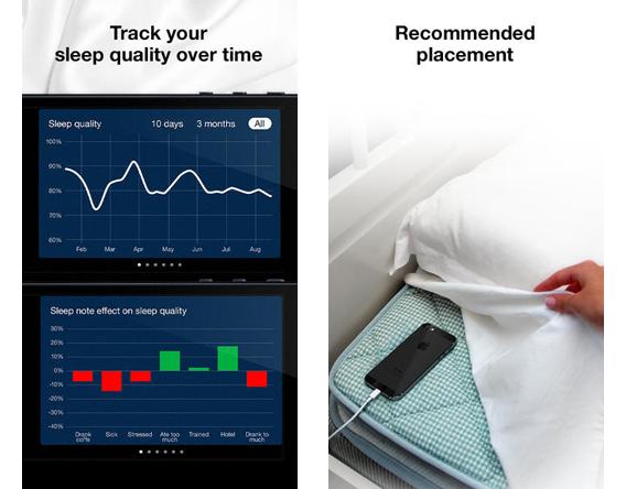 Sleep Cycle alarm clock, le réveil intelligent
