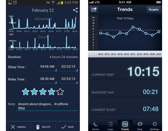 SleepBot pour vous endormir et vous réveiller en douceur