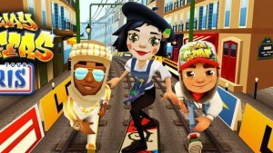 Update di Subway Surfers per Android, iOS e Windows Phone. Si va in Francia!