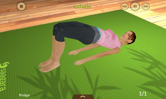 Yoga for Insomnia screenshot