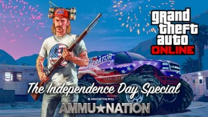 GTA Online: disponibile il pack Indipendence Day