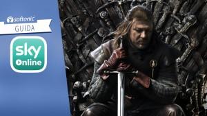 Sky Online: cosa offrono le sezioni Cinema e Serie TV
