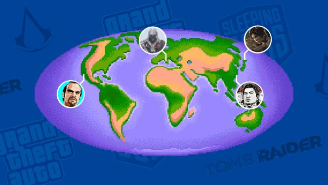 Come ho viaggiato per il mondo giocando ai videogiochi