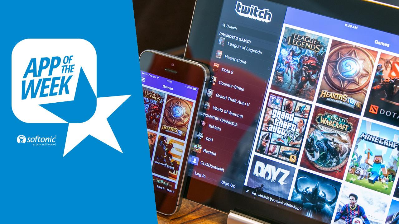 L'app della settimana: Twitch e l'universo dei gameplay