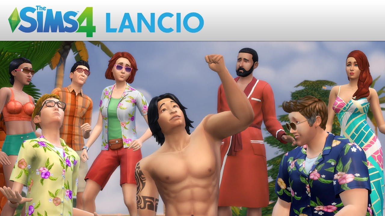 The Sims 4: ecco il trailer di lancio ufficiale