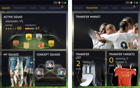 Les applis compagnons de FIFA 15