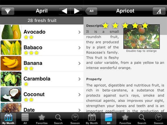 Fresh Fruit screenshots
