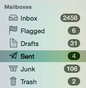 Many mails
