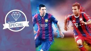 Meglio FIFA 15 o PES 2015? L'analisi di Softonic