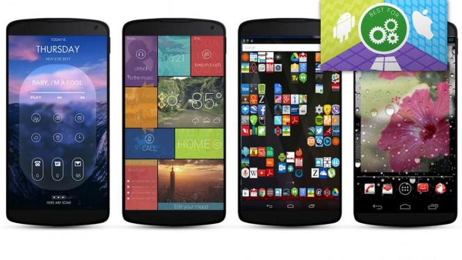 App per la personalizzazione dell'Android