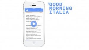 Good Morning Italia: tutte le news per iniziare la giornata