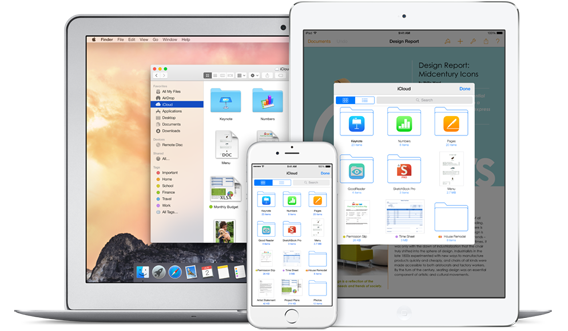 iCloud Drive - Document Picker