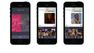 PopKey per iOS 8, la prima tastiera per scambiare GIF animate via iPhone
