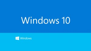 Microsoft presenta: Windows 10!