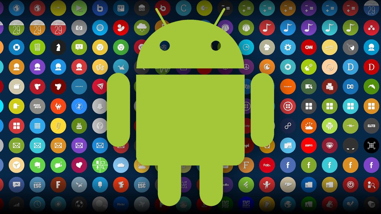 Come cambiare le icone dell'Android