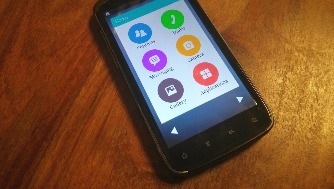 Uno smartphone a prova di nonna? Ecco come prepararlo