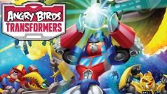 Angry Birds Transformers, il nuovo gioco d'azione di Rovio, sbarca su Android