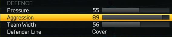 FIFA 15 agression