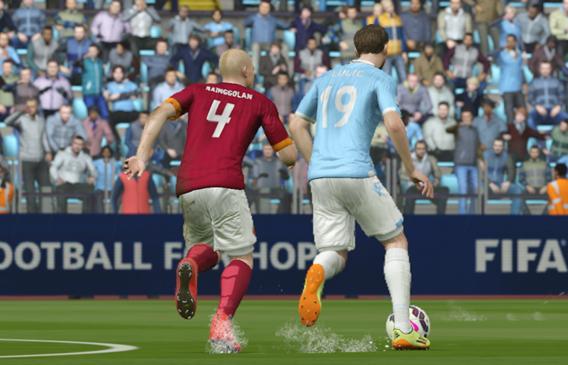 FIFA 15 Körpereinsatz