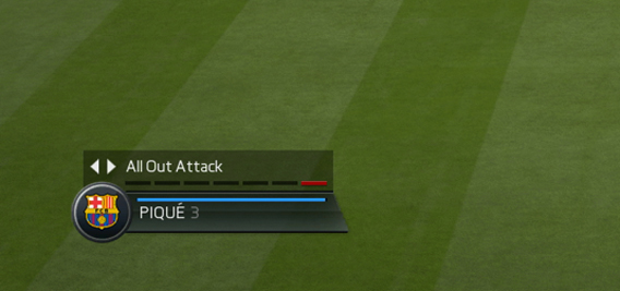 FIFA 15 ultra attack