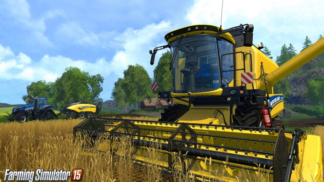 Farming Simulator 2015: le prime impressioni sul gioco (video)
