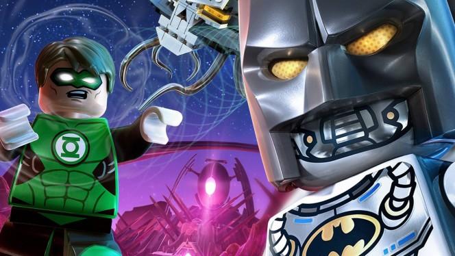 LEGO Batman 3: il cavaliere oscuro nello spazio!